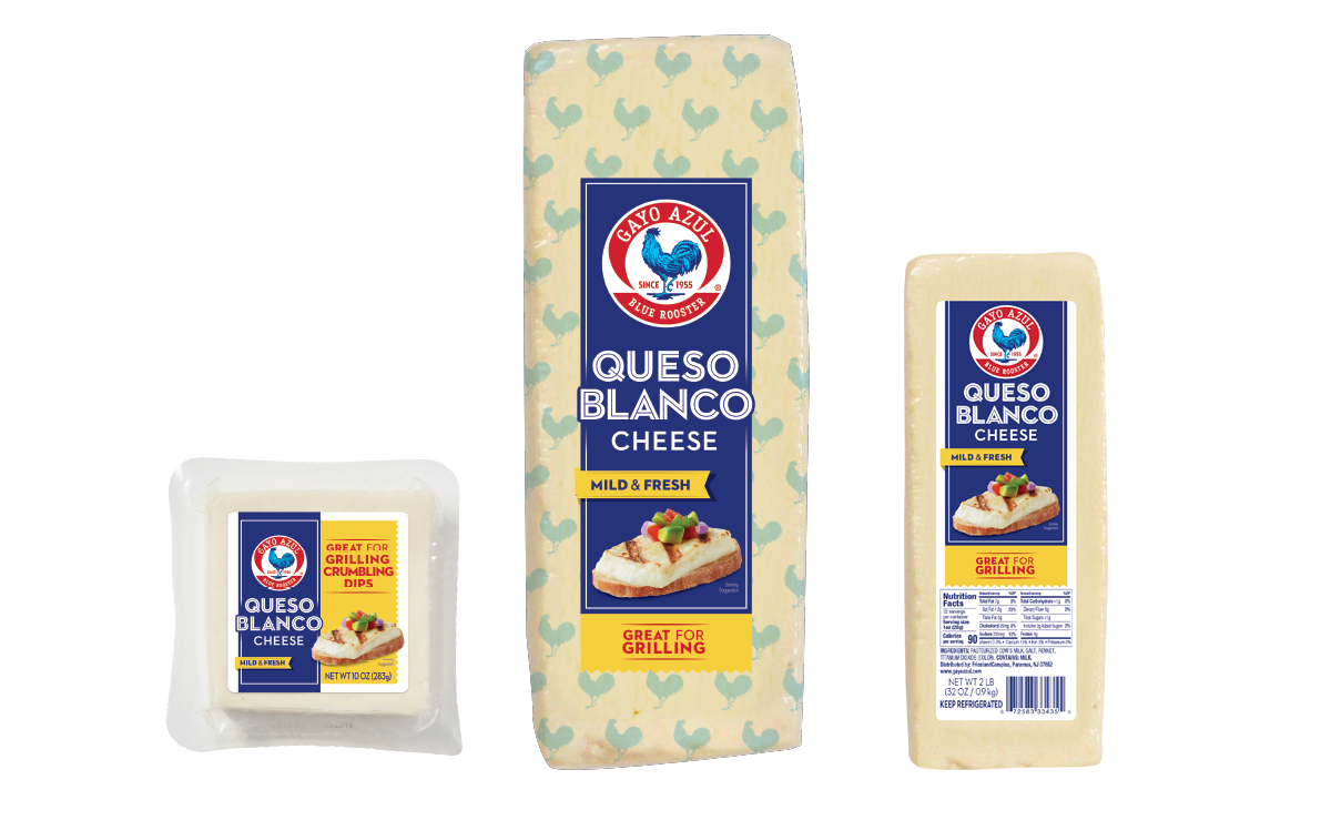 Queso Blanco Group Shot